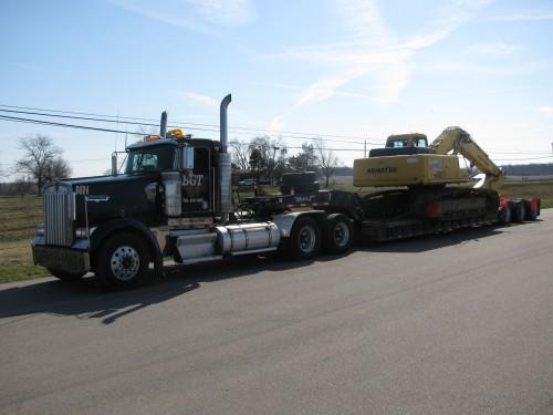 Brad Goff Trucking